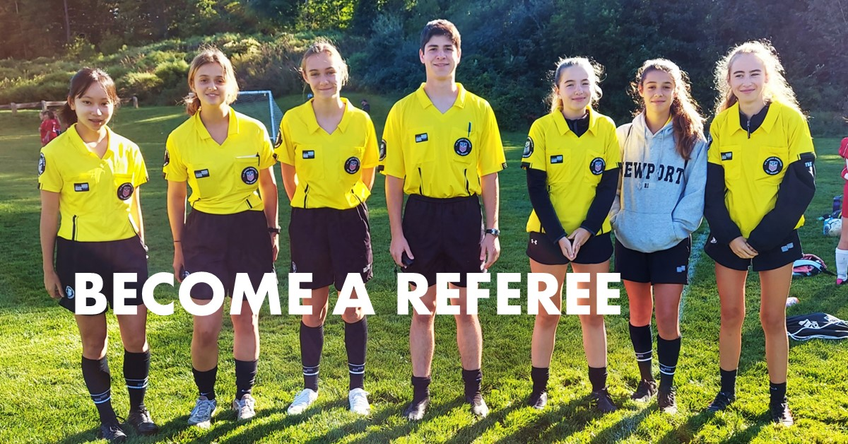 HYSA Referee Learn How